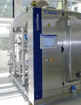 Mescolatore dinamico / continuo / per bevande / multistadio