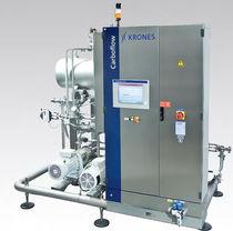 Gasatore per produzione di bevande gassose