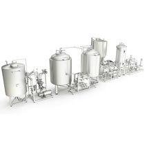 Unità di filtrazione per liquidi / compatta / modulare