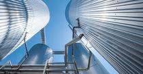 Serbatoio di processo / per prodotti chimici / di carburante / per prodotti alimentari