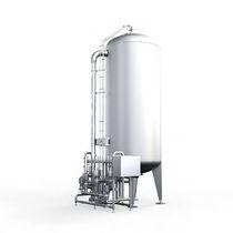 Unità di filtrazione per acqua / in acciaio inossidabile