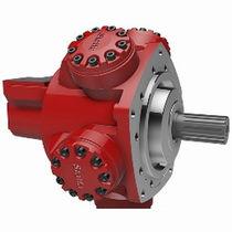 Motore idraulico a pistoni radiali / a cilindrata fissa