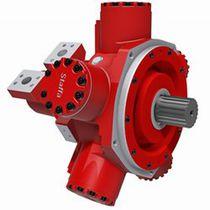 Motore idraulico a pistoni radiali / a cilindrata variabile / a doppia cilindrata / a velocità bassa