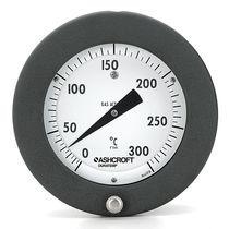 Termometro a gas / analogico / da incasso / per alta temperatura