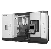 Tornio CNC / 4 assi / fresatrice