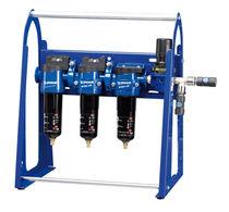 Unità di filtrazione a carbone attivo / a cartuccia / per aria compressa / ad alte prestazioni