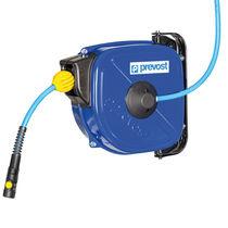 Avvolgitore a richiamo automatico / con montaggio a parete / orientabile / per aria compressa