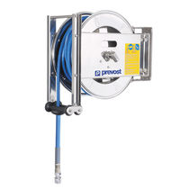 Avvolgitore per tubo / a richiamo automatico / aperto / per acqua