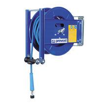 Avvolgitore per tubo / a richiamo automatico / a tamburo aperto / per acqua
