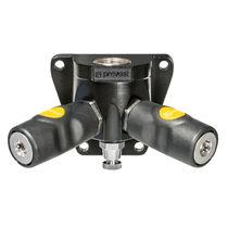 Raccordo filettato / push-to-lock / a Y / pneumatico