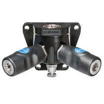 Raccordo push-to-lock / a Y / pneumatico / lega d'alluminio