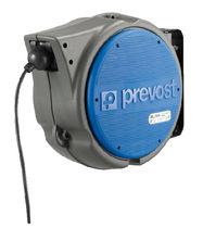Avvolgitore per cavo elettrico / a richiamo automatico / orientabile / antiurto