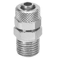 Raccordo rapido / dritto / pneumatico / idraulico