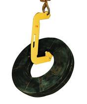Gancio di sollevamento / tipo C / per carichi pesanti / in acciaio