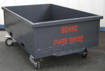Cassonetto per rifiuti per rifiuti urbani