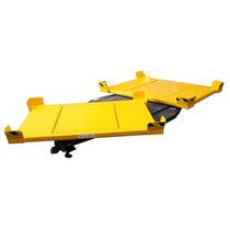 Tavola girevole manuale / orizzontale / ad alta capacità
