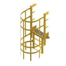 Parapetto GRP / per punto di accesso con scala