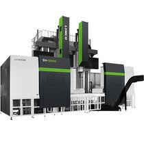 Centro di tornitura CNC / verticale / 3 assi / idrostatico