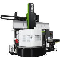 Centro di tornitura CNC / verticale / 3 assi / fresatrice