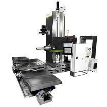 Centro di alesatura e fresatura CNC / orizzontale / per pezzi di grandi dimensioni / a tavola girevole