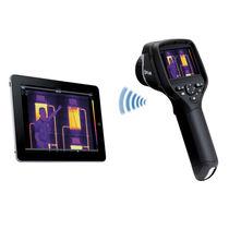 Telecamera termica / ad infrarossi / CCD / portatile