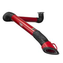 Braccio aspirante fisso / per montaggio a soffitto / flessibile / per fumi di saldatura