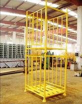 Scaffalatura magazzino di stoccaggio / per carichi pesanti / sovrapponibile