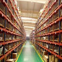 Scaffalatura a paletta / magazzino di stoccaggio / per carichi pesanti / regolabile