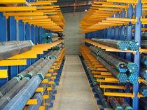 Scaffalatura magazzino di stoccaggio / cantilever / per carichi lunghi / semi-pesante