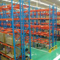Scaffalatura a paletta / magazzino di stoccaggio / per carichi pesanti / per scatole