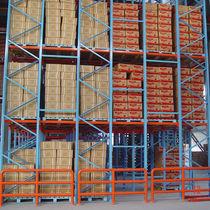Scaffalatura a paletta / per carichi pesanti / per scatole