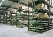 Scaffalatura magazzino di stoccaggio / dinamica
