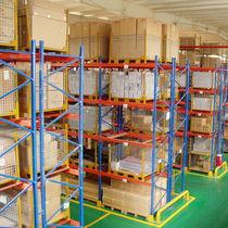 Scaffalatura per pallet / magazzino di stoccaggio / per carichi pesanti / regolabile