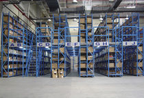 Soppalco industriale per magazzino