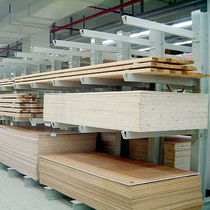 Scaffalatura cantilever / per carichi lunghi / semi-pesante / in acciaio