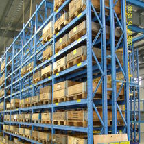 Scaffalatura per pallet / per carichi pesanti / regolabile
