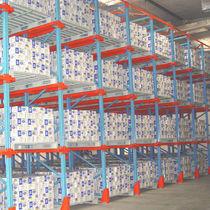 Scaffalatura per pallet / magazzino di stoccaggio / per carichi pesanti / semi-pesante