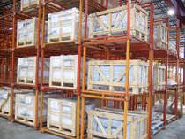 Pallet in metallo / ISO / di stoccaggio / accatastabile