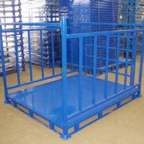 Scaffalatura magazzino di stoccaggio / per carichi medi / sovrapponibile
