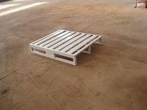 Pallet in metallo / ISO / da trasporto
