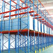 Scaffalatura per pallet / magazzino di stoccaggio / per carichi pesanti