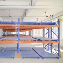 Scaffalatura a paletta / per carichi pesanti / regolabile