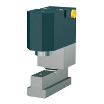 Flangia di bloccaggio idraulica / manuale / per scanalatura a T