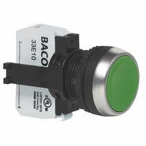 Pulsante unipolare / elettromeccanico / standard / IP66