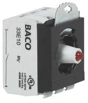 Morsetto componibile con connessione a vite / a presa / con LED / con protezione per le dita