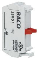 Morsetto componibile con connessione rapida / con protezione per le dita / ad alta densità