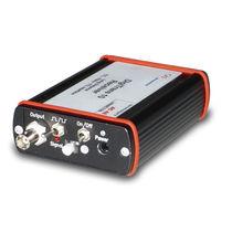 Convertitore analogico-digitale / in fibra ottica / TTL