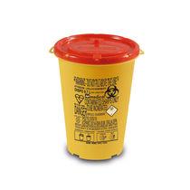 Contenitore per rifiuti in plastica / per rifiuti sanitari / con stoviglie per barche