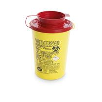 Contenitore per rifiuti in plastica / per rifiuti sanitari