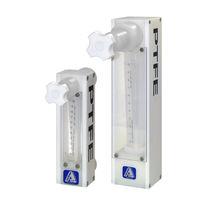 Misuratore di portata a sezione variabile / per acqua / per liquidi corrosivi / robusto